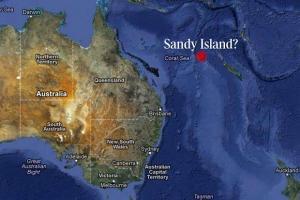 Misterul insulei Sandy din Pacific
