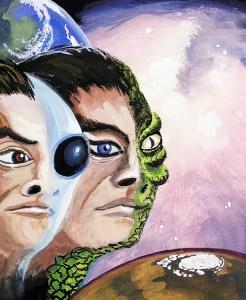 originea extraterestra e vietii pe Terra