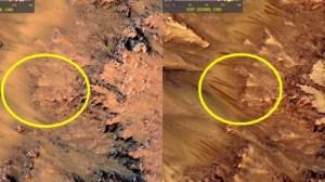 Descoperire epocala Pe Marte exista un OCEAN mai mare decât Oceanul Arctic! Planeta Rosie era mai umeda decat am fi crezut