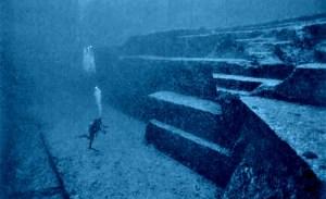 Piramida scufundata din Marea Diavolului