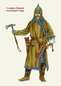 ungurii razboinici