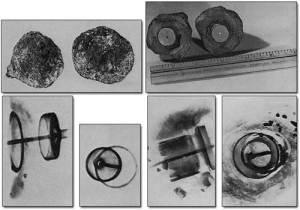 Artefactul Coso, o enigma