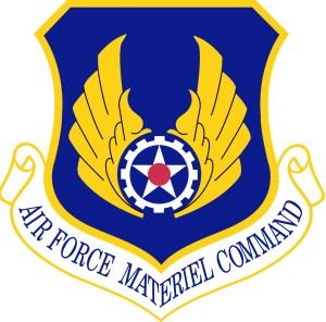 Air Force Materiel Command shield, Color