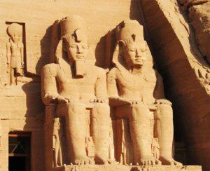 Ramses si Nefertari