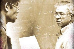 Francis Crick si Fred Hoyle