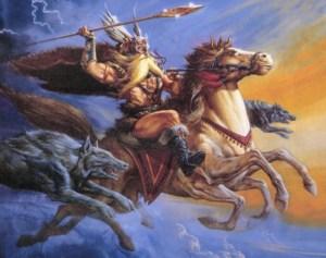 Calul lui Odin
