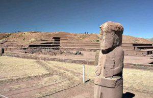 Gigantul de la Tiahuanaco