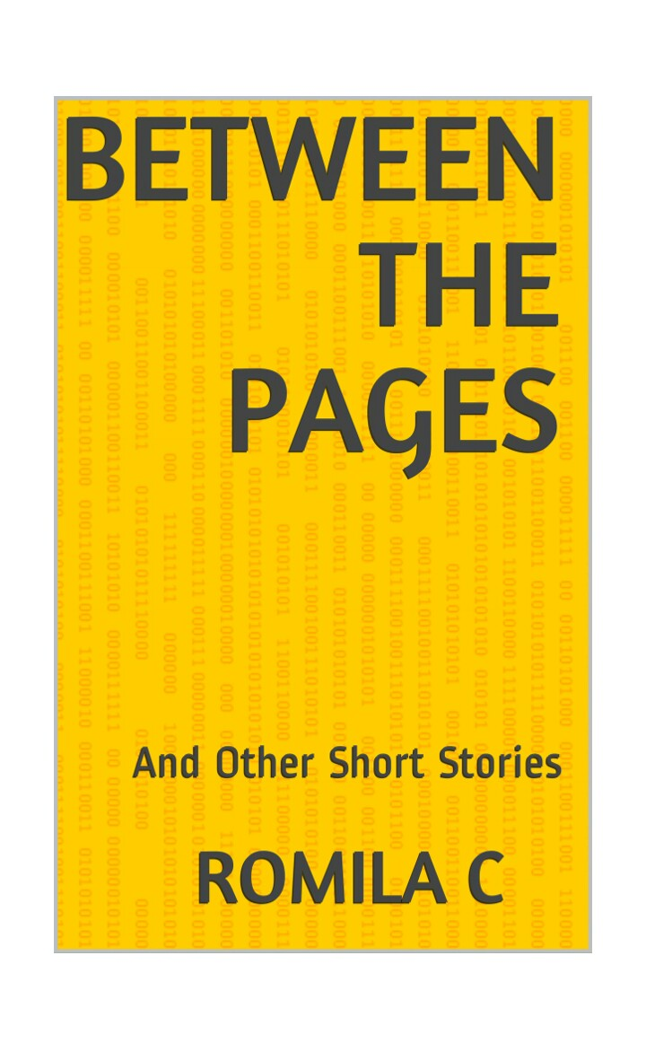 Book Review: Between The Pages and Other Short Stories