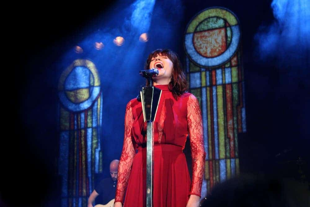 Florence + the machine in Eindhoven