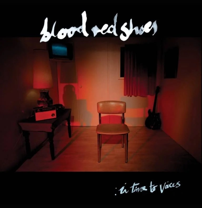Blood Red Shoes - In Time To Voices - Artwork