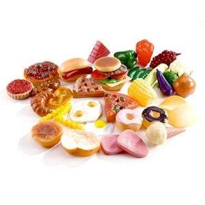 Nutritionist Plastic Food