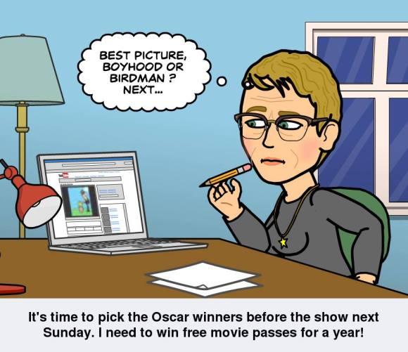 Oscar Picks