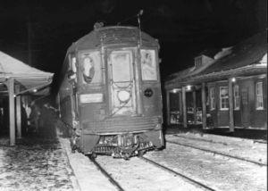 Charles S. Vallone Last Train