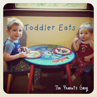 Toddler Eats