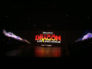 How to Train Your Dragon Live!!!