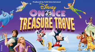 Disney on Ice – Treasure Trove!