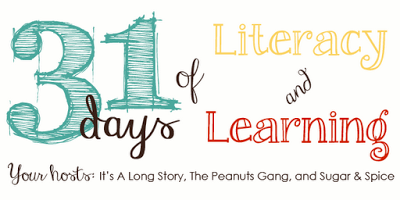 31 Days of Literacy & Learning