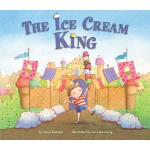 Literacy & Learning :: Day 25 – The Ice Cream King