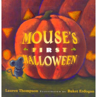 Literacy & Learning :: Day 29 – Mouse's First Halloween