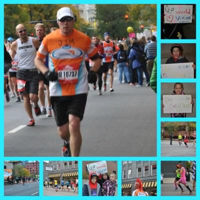 Chicago Marathon 2012