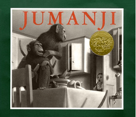 Literacy & Learning :: Day 21 – Jumanji