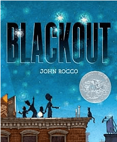 Literacy & Learning :: Day 3 – BLACKOUT