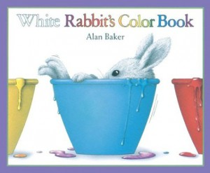 Literacy & Learning :: Day 20 – White Rabbit's Color Book