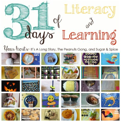 Literacy & Learning :: Day 31 – Round-Up