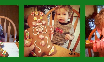 Little Gingerbread Men