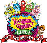 Yo Gabba Gabba! Live! {Heading to Rosemont}