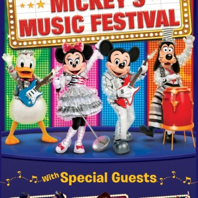 Disney Live! Mickey's Music Festival :: Giveaway!