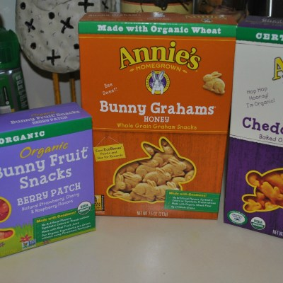 Easter Basket Treats {that AREN'T candy!}