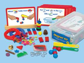 Magnets, Mothers, & Learning, Oh My!