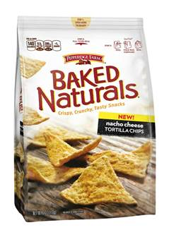 Healthy Snacking :: Pepperidge Farm {Baked Naturals} Gluten-Free Tortilla Chips!