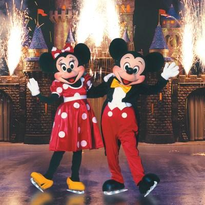 Disney on Ice :: 100 Years of Magic! {giveaway}