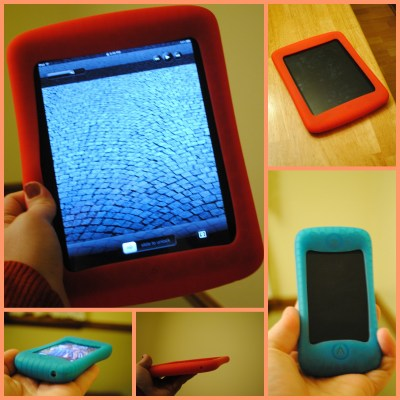We heart Technology! {Kids Grips}