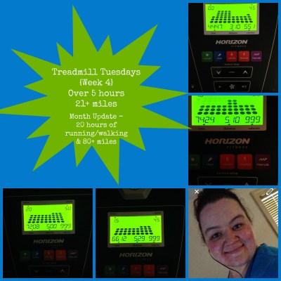 Happy New Year! {Treadmill Tuesdays – Week 4}