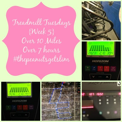 Zumba, Planks & Other Forms of Exercise Torture {Treadmill Tuesdays :: Week 5}