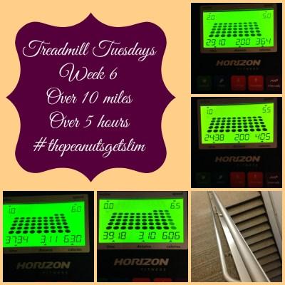 Step Up! {Treadmill Tuesdays – Week 6}