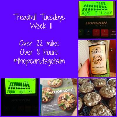 Well, Hello Again, Planks {Treadmill Tuesdays – Week 11}