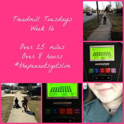 Spring is SPRINGING! {Treadmill Tuesdays – Week 16}