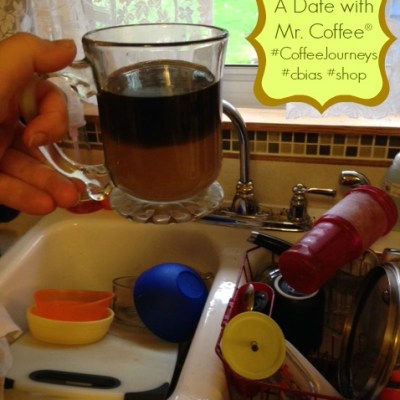 A Date with my Morning Coffee & the Best Coffee Maker {A #CoffeeJourneys Giveaway!}