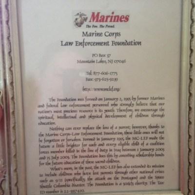 Semper Fidelis: One Marine's Legacy {A #MyMarianos Story}