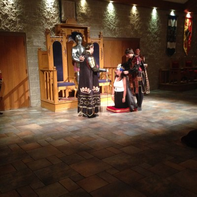 All Hail The King! {A Medieval Times Giveaway!}