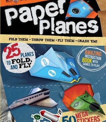 Disney Junior, Paper Planes, and More: Keeping Minds Active with Parragon Books