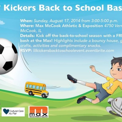 Back to School Bash at the Max!