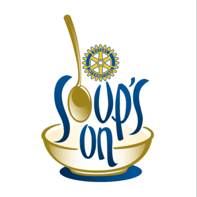 """""""Soup's On!"""" Courtesy of the Rotary Club of Naperville #SoupsOn14"""
