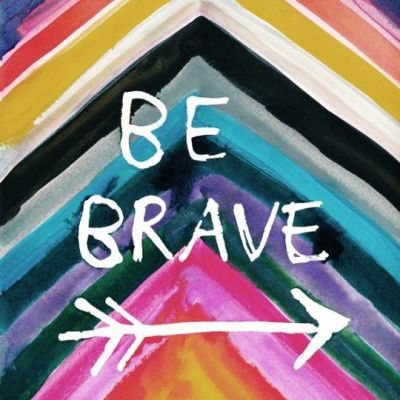 2015: Brave.