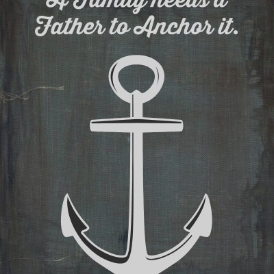 Ahoy!  A Gift for Your Captain on Father's Day {+ a Giveaway}