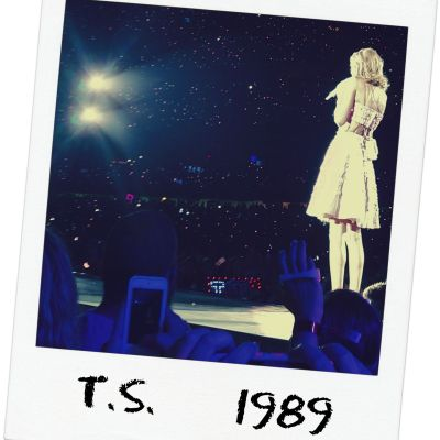Taylor Swift, #1989TourChicago